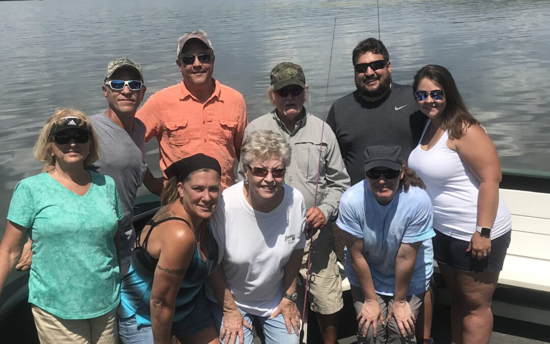 Annual Employee Fishing Trip